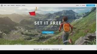 Видео-уроки по созданию игр #0 - Unreal Engine 4 (RUS)