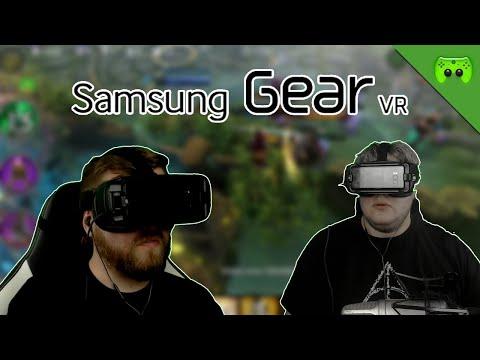 Was kann die neue Samsung Gear VR und Vainglory?