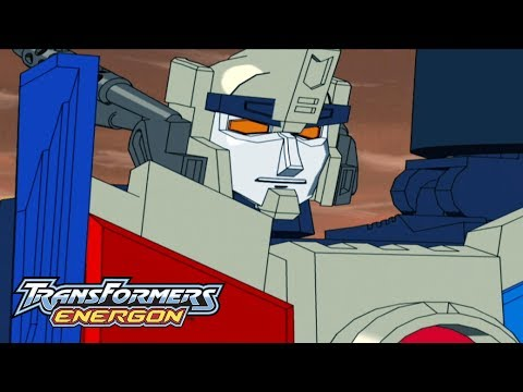 'It's Time, Prowl!' ⌚Official Clip | Transformers: Energon Season 1