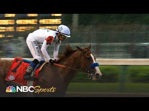 Relive each leg of Justify's Triple Crown win | NBC Sports