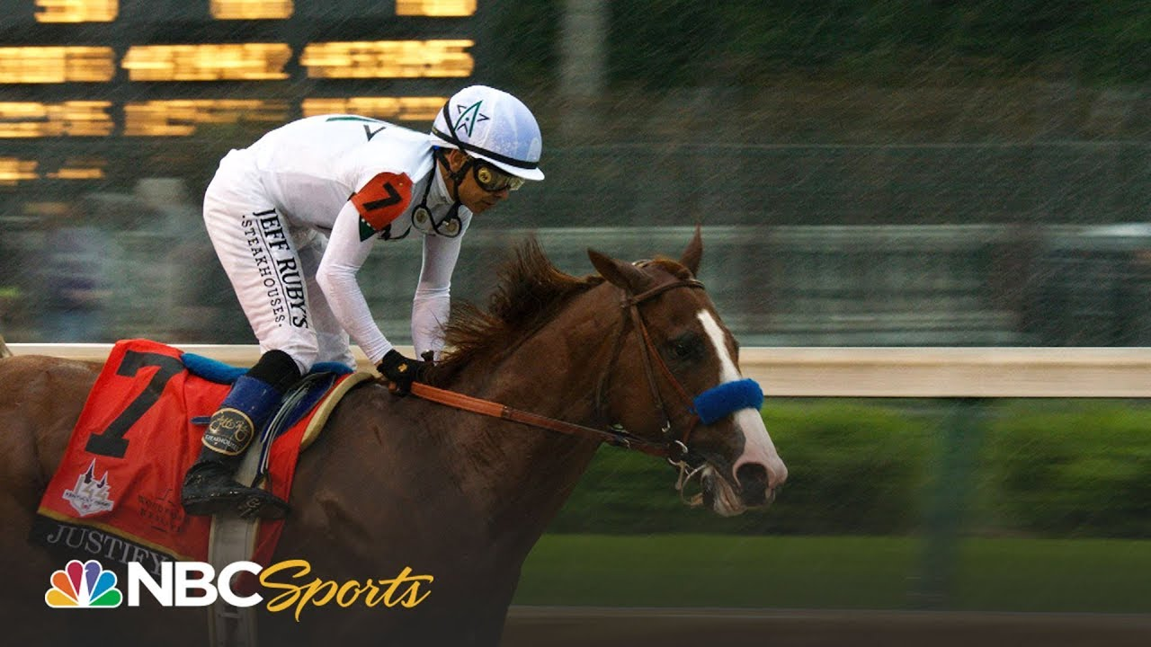 Relive each leg of Justify's Triple Crown win I NBC Sports