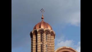Crucea lui Baphomet pe bisericile din ROMANIA