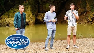 DSDS 2019 | Gruppe 06 | Silvan, Taylor, Jonas mit