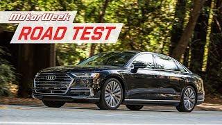 2019 Audi A8 L | Road Test