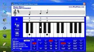 Instant Piano Chord Finder Software You Can Download! Mp3