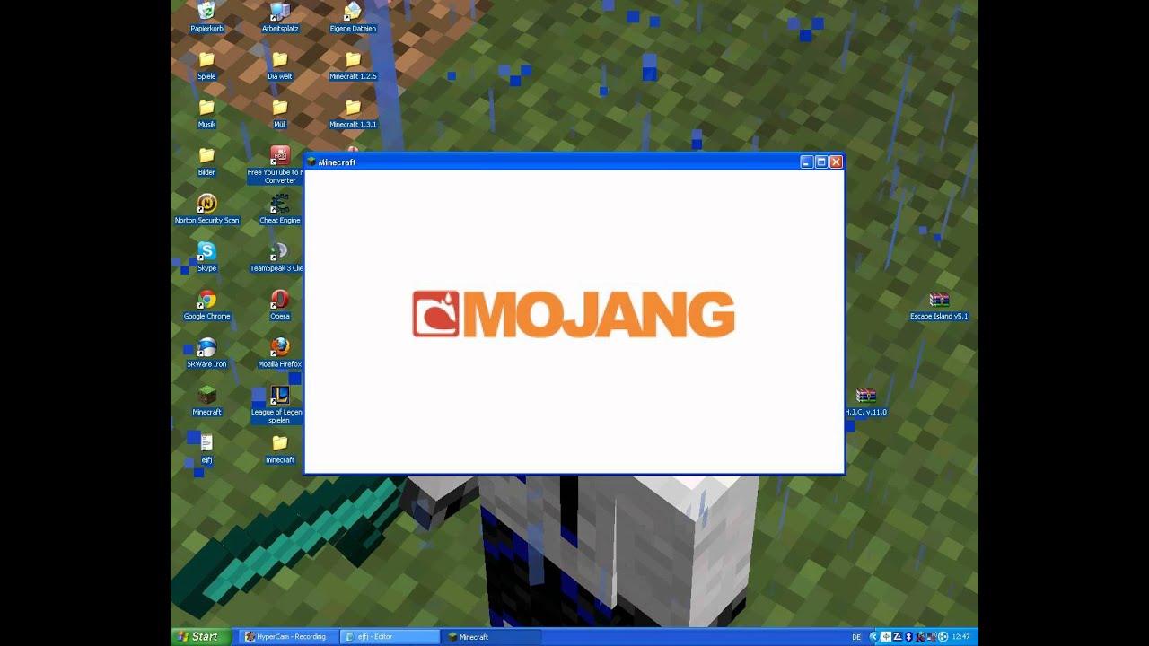 Minecraft Flüssiger Machen German YouTube - Minecraft flussig spielen laptop
