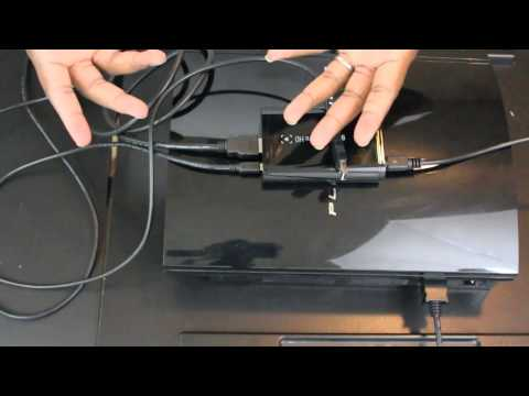 How to setup the Elgato in-game recorder for #PS3