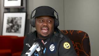 Skhumba Talks About The Recent ANC/EFF Spat