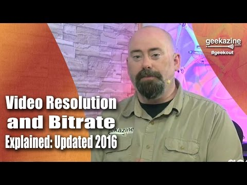 Video Resolution and Bitrate for Youtube Explained - 2016 Updated