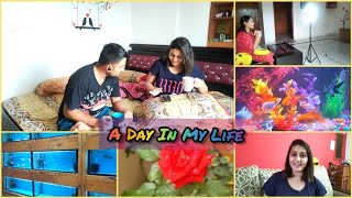 #Bengalivlog My Daily Routine | A Day In My Life ❤️ | Sreema's Creations