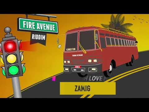 FIRE AVENUE RIDDIM MEGA MIX
