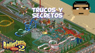 RollerCoaster Tycoon 2 EP1: Trucos y Secretos (hacks tips)