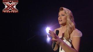 Олеся Матакова - Hurt - Christina Aguilera - Х-фактор 5 - Шестой прямой эфир - 13.12.2014