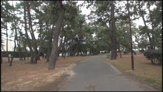 C255 源平合戦の地 須磨ウォーキング-5 <松風村雨堂~須磨海浜水族園>