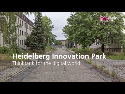 Heidelberg Innovation Park - Thinktank for the digital world