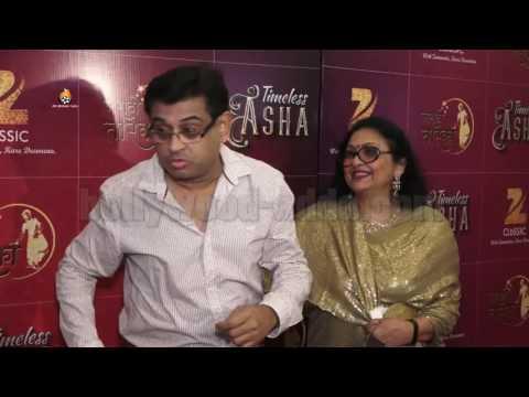 Asha Bhosle 83rd Birthday A Musical Concert TIMELESS ASHA - Zee Classic Celebrate !!!