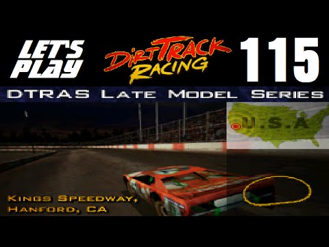Let's Play Dirt Track Racing - Part 115 - Y10R7 - Kings Speedway