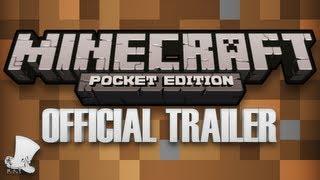 Minecraft: Pocket Edition - Official Trailer