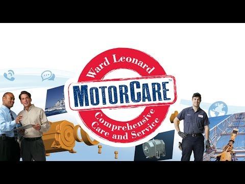 Ward Leonard MotorCare™