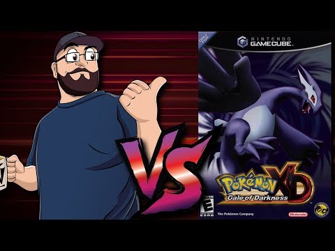 Johnny Vs. Pokémon XD: Gale Of Darkness