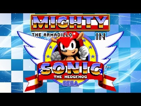 Mighty the Armadillo in Sonic the Hedgehog - Walkthrough