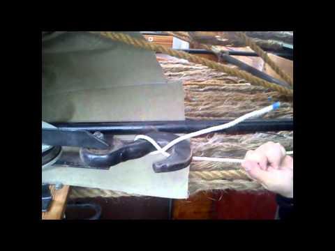 Видео Узел соединение стальной нагрудник