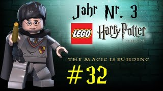 #32 | Professor Lupin | Let's Play Lego Harry Potter Jahre 1-4 [Deutsch]