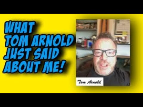 Tom Arnold Talks About Kinghuman - REALLY????
