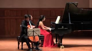 Sonata for Piano and Cello in A major, Op 69 III Adagio cantabile - Allegro vivace