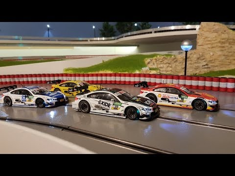Hunter's ASRC – Carrera Digital 132 BMW M4 DTM on Track