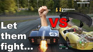 Project CARS Online - BRUTEforce vs DOWNforce