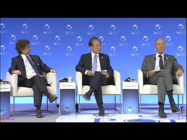 WPC 2017 - Plenary session 10: The future of trade and international investments