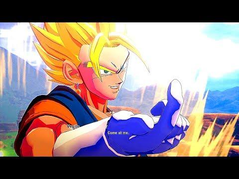DRAGON BALL Z KAKAROT Ending & Final Boss Fight