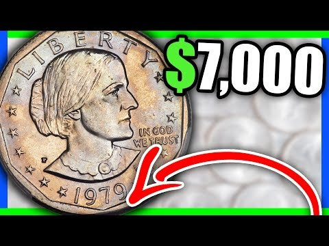 SUPER RARE DOLLAR COINS SELLING FOR THOUSANDS OF DOLLARS - COINS WORTH MONEY!!