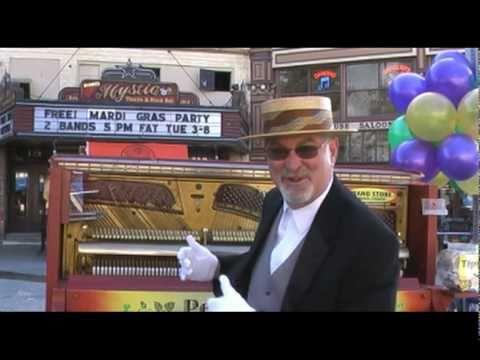 Petaluma Pete Kid's Korner - 03.15.11 - Mardi Gras Fat Tuesday