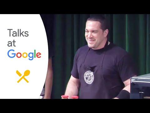"Mark Bello: ""Pizza School"" | Food at Google"
