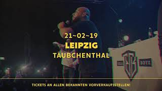 VEYSEL - FUEGO TOUR 2019 (OFFICIAL 4K VIDEO)