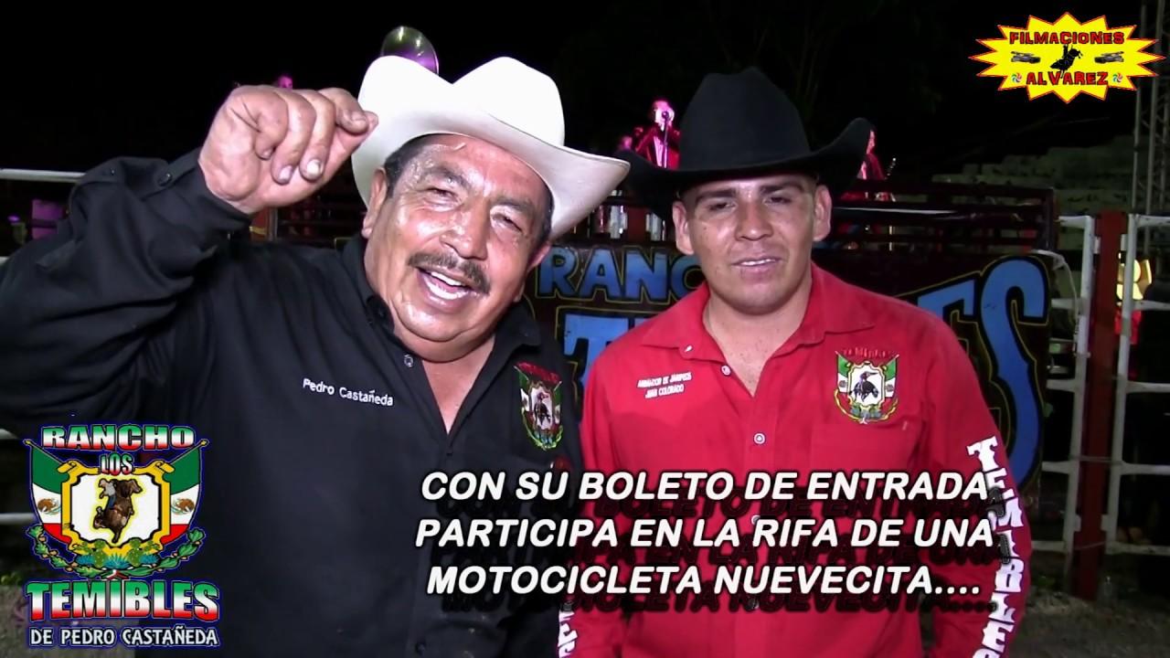 INVITACION AL JARIPEO BAILE DE LA MOTOCICLETA EN ATACCO JALISCO 2019