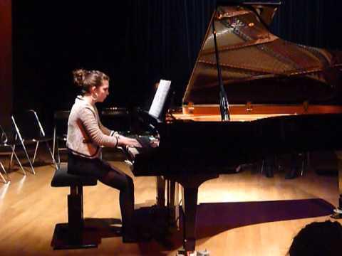Henri Pousseur  (contemporain) Conservatoire 01.03.2013