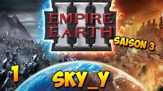 Episode 1 | Empire Earth 3 | SkY_Y | FR