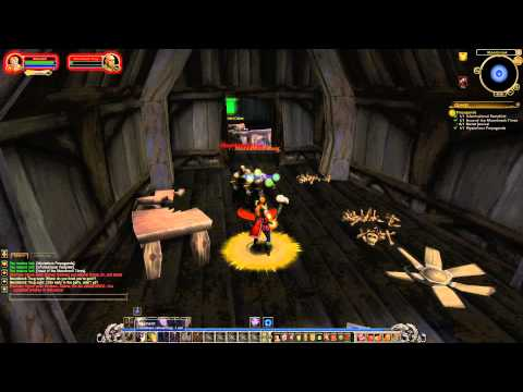 Quest 58: Propaganda (WoW, human, paladin)
