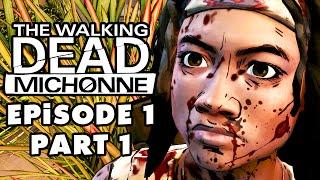 The Walking Dead: Michonne - Episode 1: In Too Deep - Gameplay Walkthrough Part 1 (PC)
