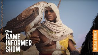 Answering Assassin's Creed Origins' Lingering Questions