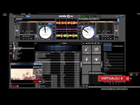 BAIXAR VIRTUAL SERATO CUSTOM SKINS 2013 SKIN DJ