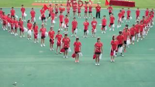 2015-2016 保良局甲子何玉清中學 陸運會啦啦隊 Re
