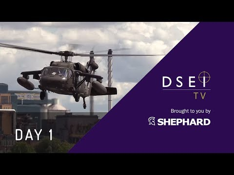 DSEI TV - Day 1