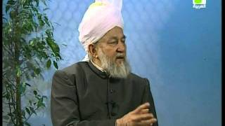 Liqa Ma'al Arab 26 February 1998 Question/Answer English/Arabic Islam Ahmadiyya