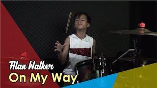 Alan Walker, Sabrina Carpenter & Farruko - On My Way || Drum Cover by BOHEMIAN