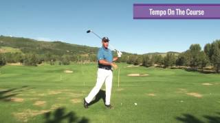 Malaska Golf // Full Swing Practice // Finding Your Tempo // Maintaining Tempo