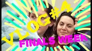 vLOG #4 SCAD Finals Week!